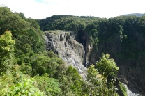 Barron Falls on the Kuranda Scenic Railway