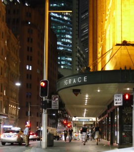 The Grace Hotel in Sydney