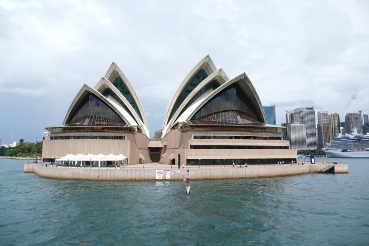 The Sydney Opera House 3/1/17