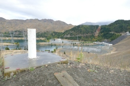 The Benmore Dam Powerhouse