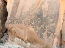 Kane Creek Petroglyphs