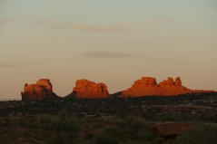 Dead Horse Point State Park-Sunset