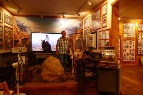 Ken, John, and cowboy