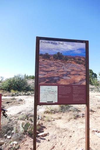 Pothole Point Canyonlands