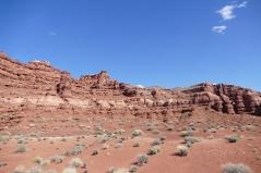 A vista in Glen Canyon