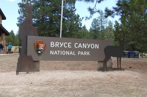 Visitor Center Bryce Canyon NP