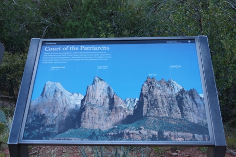 The Court of the Patriarchs
